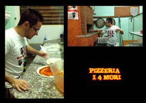 pizzeria a domicilio torino i 4 mori