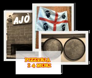 pizzeria a domicilio Torino - I 4 Mori